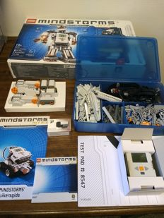 Mindstorms - 8547 - Mindstorms NXT 2.0 with additional  sensor