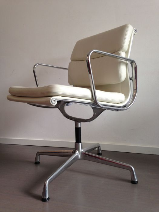 Charles & Ray Eames by Vitra - EA208 swivel desk chair