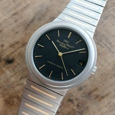 IWC Titanium Gold  Quartz Unisex Watch