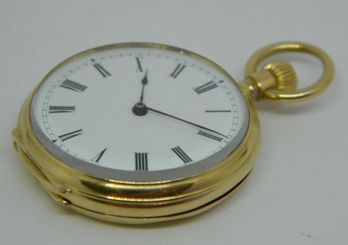 3c7217562 Vacheron Constantin 18K Gold Pocket Watch - circa 1900 - Catawiki