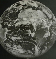 ESA - The Earth from Meteosat-2 - 1981