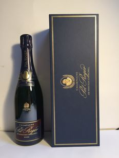 2004 Pol Roger Cuvee Sir Winston Churchill, Champagne - 1 bottle (75cl) in original case