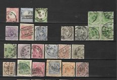 German Empire and Brunswick 1872/1945 - Collection