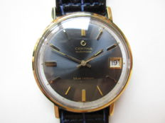 Certina Blue Ribbon 25-651 – Gold-capped – men's wristwatch – 1960s