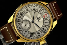 Omega  - extravagance marriage watch