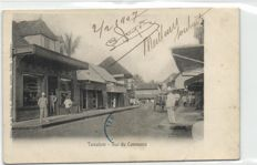 Madagascar 67 x-various street scenes and sights and Types-period:1900/1935