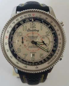 BREITLING MONTBRILLANT CHRONOMETRE, SPECIAL 100th ANNIVERSARY EDITION WRISTWATCH, 2000'S