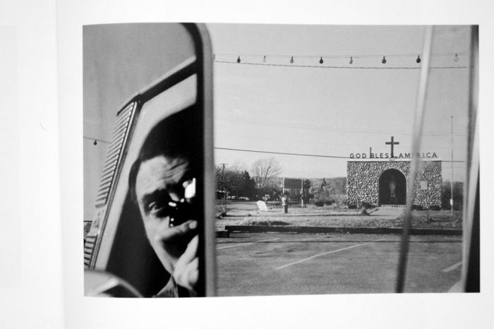 Lee Friedlander - Self Portrait - 2005
