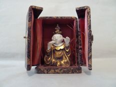 Rosenthal Bavaria - Porcelain Barbary ape in its original case