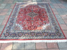 Very Beautiful Hand-knotted Oriental - Tabriz 197 x 255cm