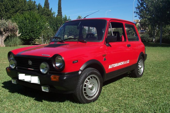 Autobianchi - A 112 Junior - 1985