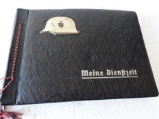 German photo album Second World War