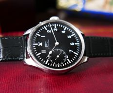 IWC Schaffhausen - big pilot style - men's mariage watch - 1917