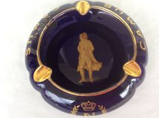 Old Ashtray, Camus Cognac Napoleon, Limoges France. Approx.1950