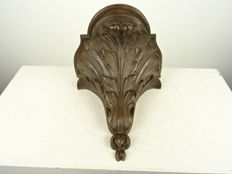Wooden console - France - 19th century