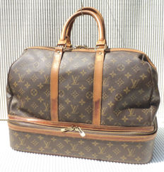 Louis Vuitton - Monogram Sac Sport Canvas SoftSide Travel Bag