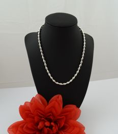 Silver, 835 kt necklace, 44 cm