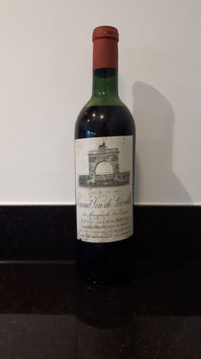 1962 Chateau Leoville-Las Cases 'Grand Vin de Leoville', Saint-Julien - 1 fles