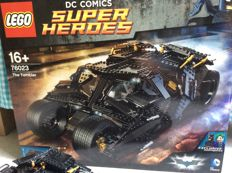 Super Heroes - 76023 - The tumbler