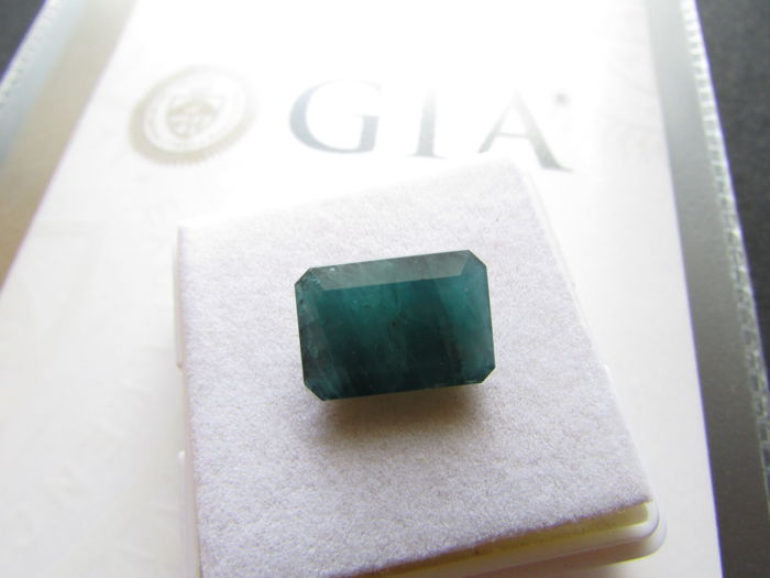 Grandidierite – Green-Blue – 6.45 ct