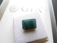 Greenish blue grandidierite - 6.45 ct