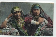 North Africa TYPES 67 x-Beautiful collection Types-Mostly Algeria and Tunisia-period:1900/1935