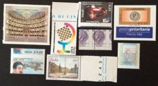 Italy, Lot of 8 Varieties