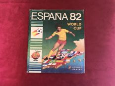 Panini - World Cup Spain 1982 - Album almost complete (-9).