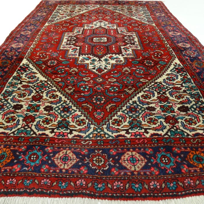 "Persian Bidjar - 158 x 98 cm - ""Persian Bidjar in mint condition"" - With certificate"