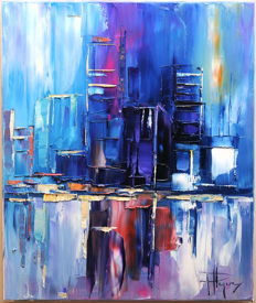 Olivier Pfleger - Manhattan