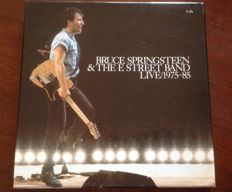 Springsteen & the Street Band live 1975-1985 5 LP Box , Carlos  Santana and Rolling Stones