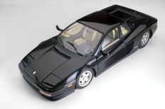 Pocher - scale 1/8 - Ferrari Testarossa - Original Pocher preproduction prototype