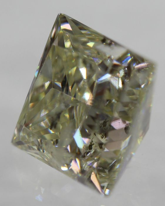 1.13 Ct Natural Diamond Fancy Yellow VALUE $4,229.00