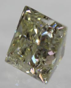 1.13 Ct Natural Diamond natural Fancy Yellow
