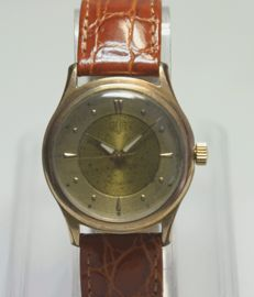 GUB Glashütte - Men's wristwatch - 1950s