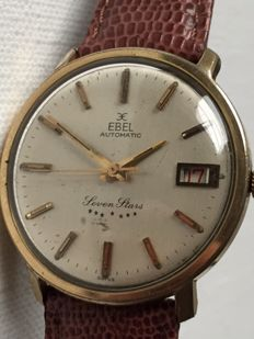 Ebel-Seven Stars-Automatic-Year 1967