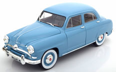 Norev - Scale 1/18 - Simca Aronde 1954 - Colour Blue