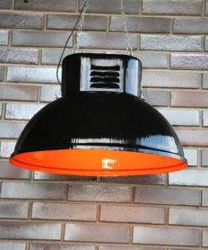 Predom Mesko  - Industrial Factory Light black/orange