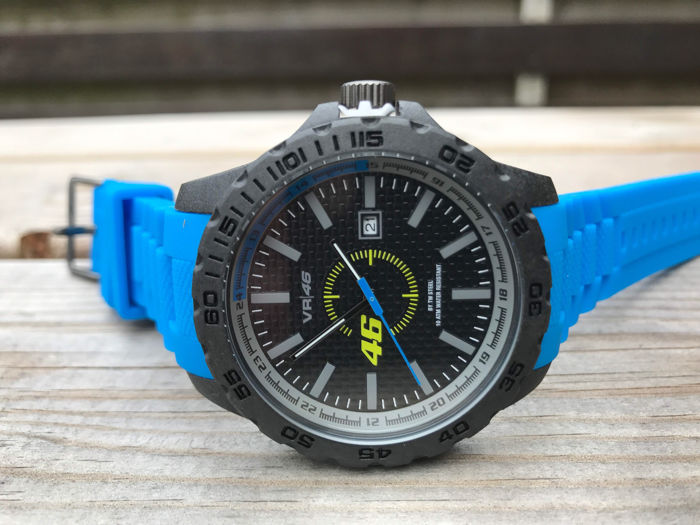 Valentino Rossi Yamaha VR46 - TW steel Men´s Wristwatch - 2017