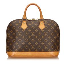Louis Vuitton - Monogram Alma PM