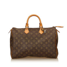 Louis Vuitton - Monogram Speedy 35