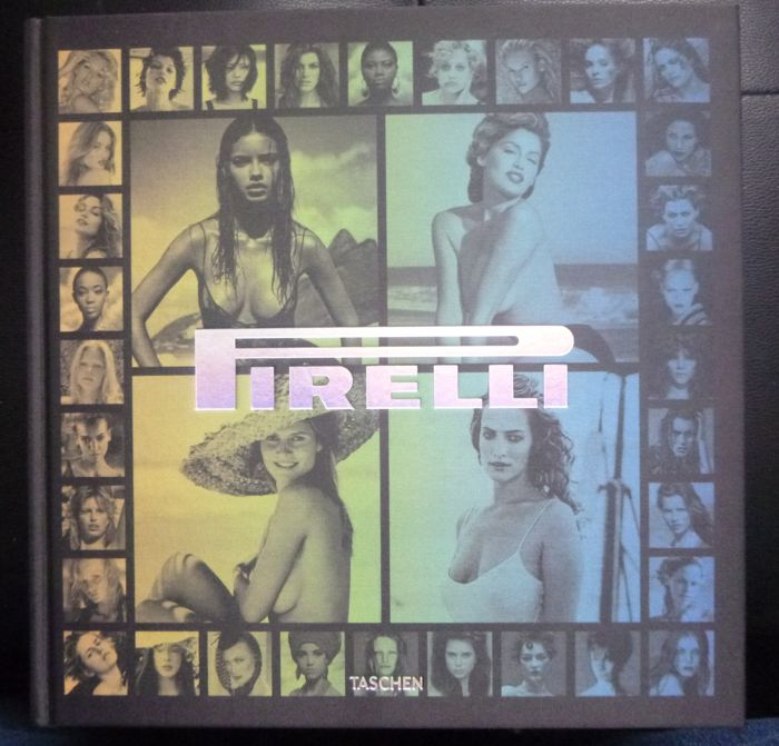 Books - 50 Years of Pirelli Calendar By Philippe Daverio  - 2015 (1 items)