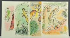 Marc Chagal -l Lithographs from `Odyssey`