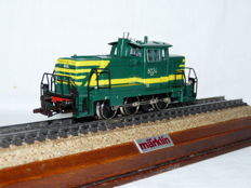 Märklin H0 - 3149 - Diesel locomotive Series 80 of the Belgian railways - SNCB