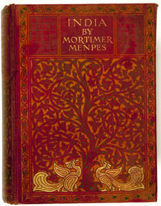 Flora Annie Steel & Mortimer Menpes (illus) -  India   - 1912