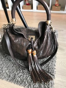 Gucci - Indy Baboushka Hobo Bag