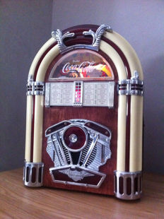 Harley-Davidson Jukebox - c.1990