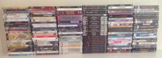 Approx. 240 films/series on DVD