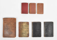 Lot with 6 classic works in (very) small size - 1746 / 1831