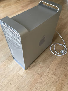Apple MacPro - 12GB RAM - 1TB + 2TB + 2.5TB + 500GB HDD - DVD